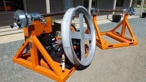 5 Tonne Drum Stand